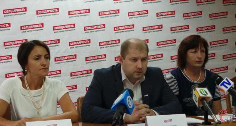 Валентин Соколюк: Наша мета — сприяти перезавантаженню влади.