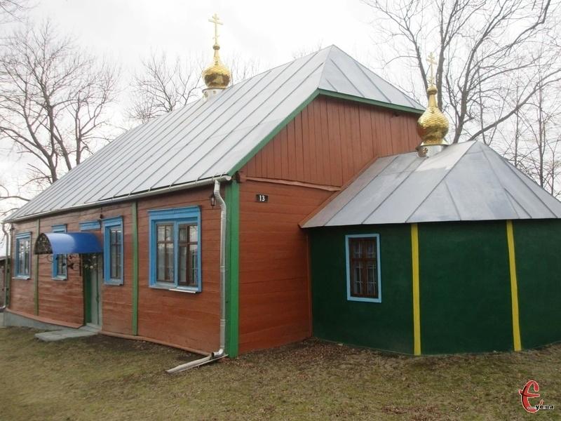 Храм старовірів в Майдані-Олександрівському.