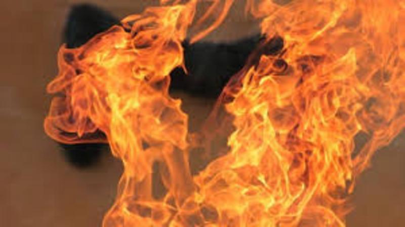 Ймовірна причина пожежі коротке замикання електромережі