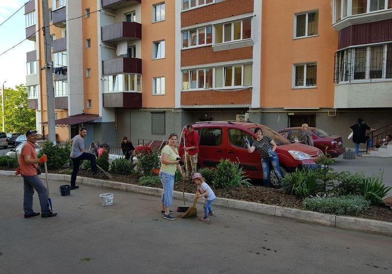 У Хмельницькому обрали найкрасивіші під'їзди, будинки та вулиці