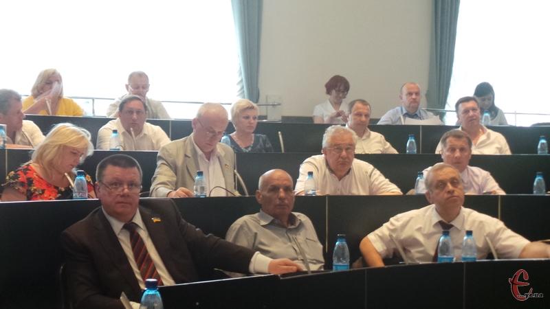 Депутати міської ради проголосували за облаштування майданчика