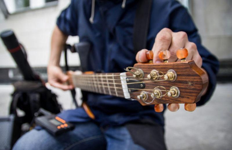 Музиканти створять запальну літню атмосферу на вулицях міста