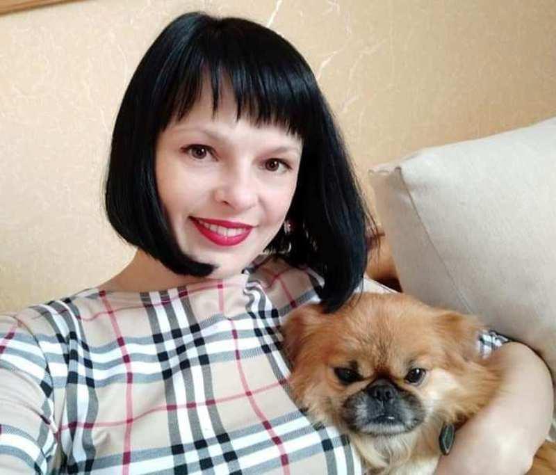 Новою зачіскою Тетяна задоволена