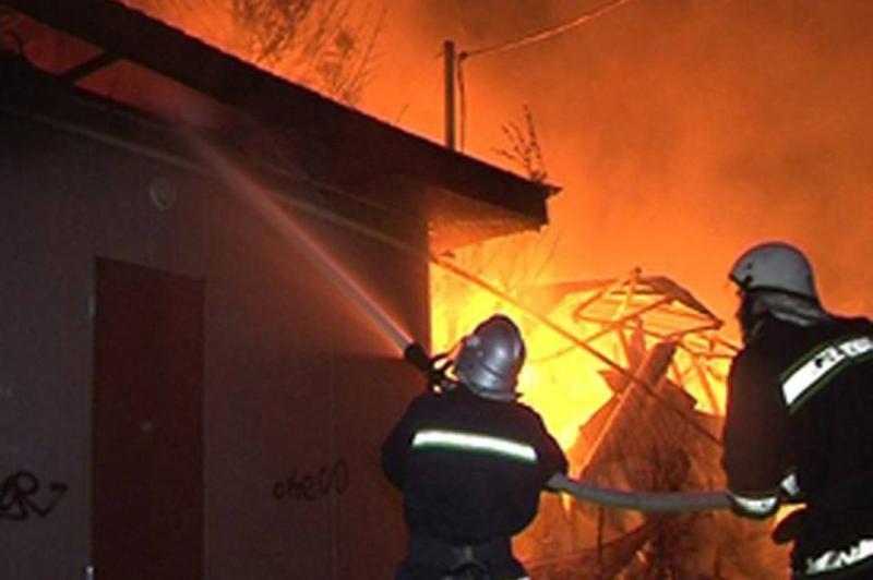 загалом на Хмельниччині за добу сталося п'ять пожеж