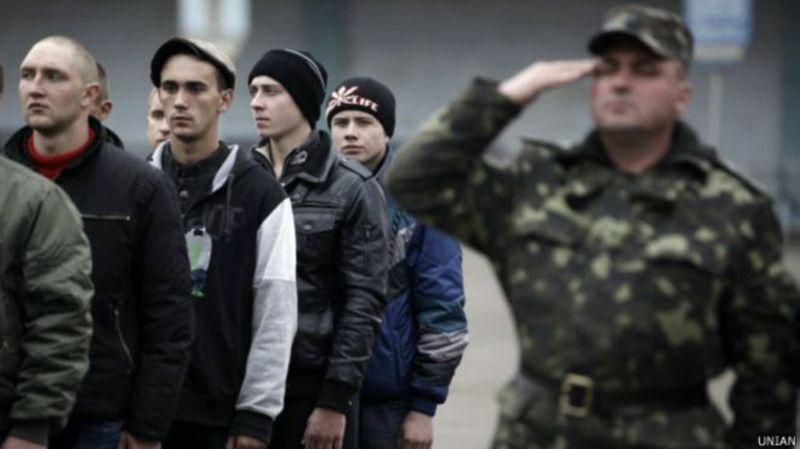 На Хмельниччині призвали 347 чоловіків на строкову службу