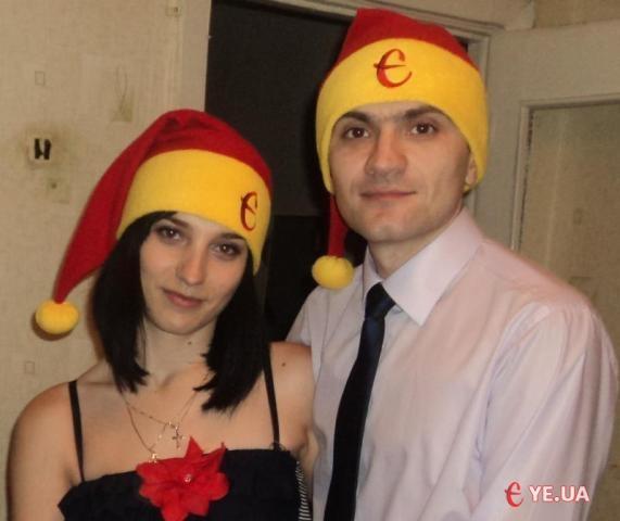 З дружиною Світланою