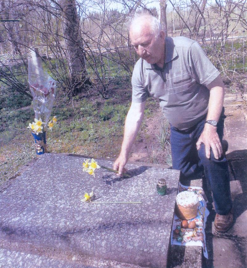 Цієї миті Володимир Петрович чекав багато років.