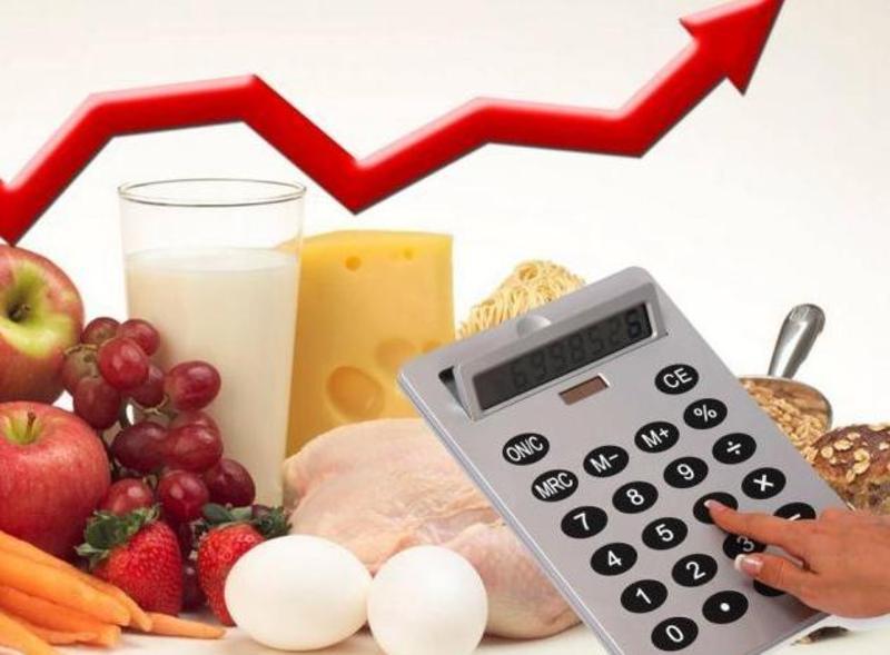 Ціни на продукти харчування та безалкогольні напої зросли на 1,9%