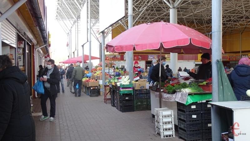 Індекси споживчих цін у Хмельницькій області в жовтні 2020 року
