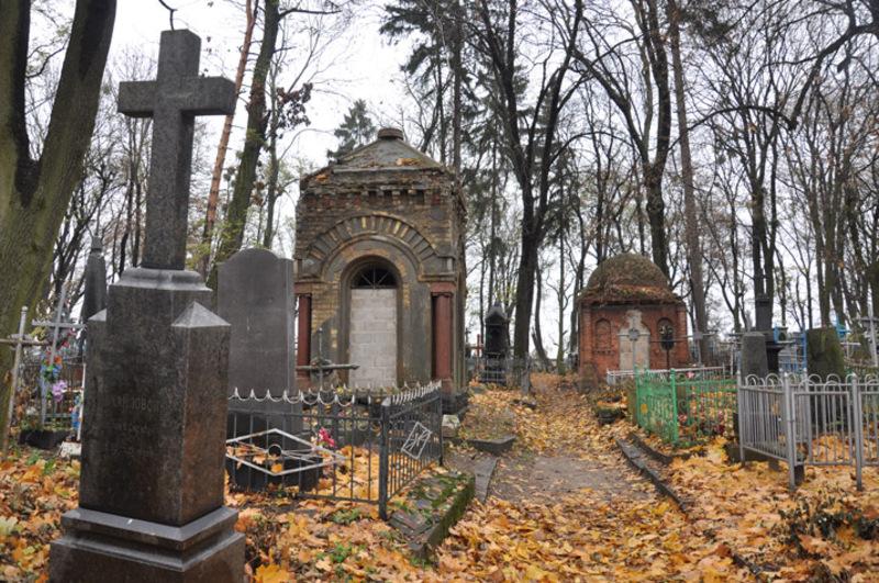 За місця на кладовищі платити не потрібно