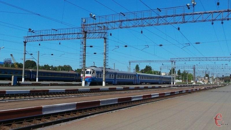 Призначено додатковий потяг