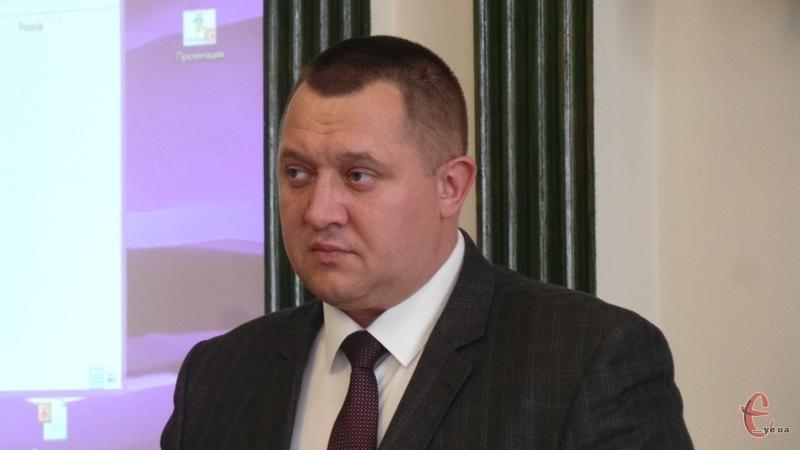 Валерій Онісьєв каже, з патрульними поліцейськими провдять роботу