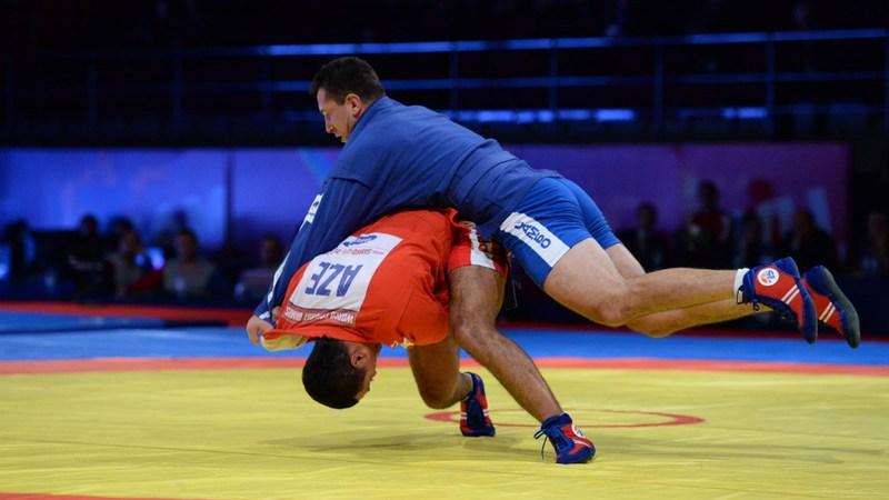 Обидва подільських самбістів не змогли подолати 1/4 фіналу Європейських ігор