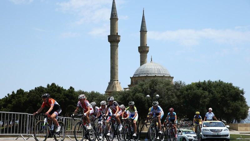 У Баку завершилася велогонка, в якій Тетяна Рябченко посіла 18 місце
