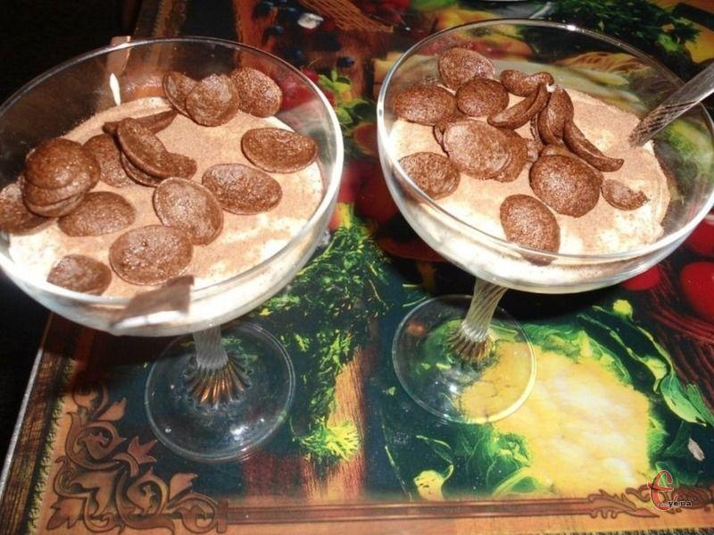 Ніжне суфле, смачна альтернатива цукеркам.
