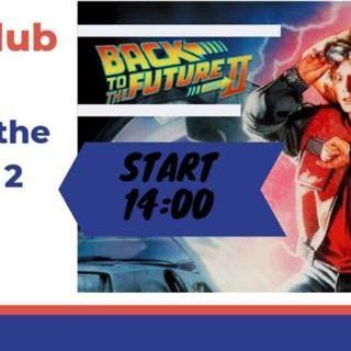 "English Movie Club ""Back to the Future 2"""