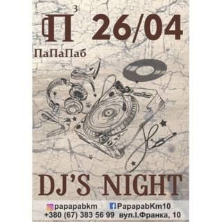 DJ NIGHT'S у ПаПаПабі