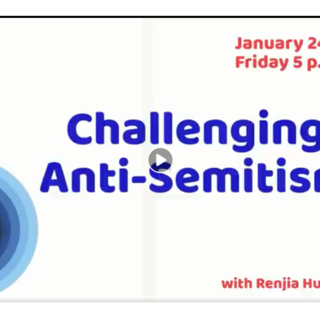 English Speaking Club: Challenging Anti-Semitism