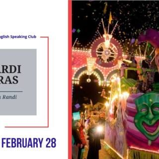 English Speaking Club: Mardi Gras