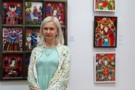 Вікна у духовність і традиції: в хмельницькій галереї презентували виставку ікон на склі та дереві
