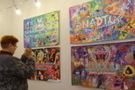 «Трешовий» дизайн: в обласному музеї презентували виставку банерів