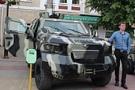 У центрі Хмельницького демонстрували зброю та військову техніку