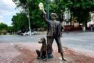 В Кам'янці-Подільському встановили нову скульптуру