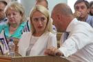 Уляна Ткаченко не йде з «Опозиційним блоком» та вже не керує фракцією в облраді