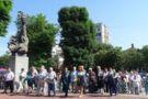 В обласному центрі вшанували пам'ять жертв Другої світової війни