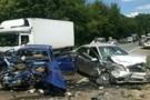 ДТП біля Хмельницького: дві автівки зіткнулися лоб в лоб (ОНОВЛЕНО)