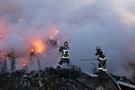 У Хмельницькому гасили пожежу на сміттєзвалищі