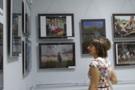 «Стежками Хортиці»: у Хмельницькому презентували виставку світлин з національного заповідника