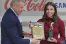 Хмельничанка та її тренер отримали відзнаку Національного олімпійського комітету