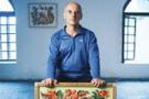 Самчиківський розпис: вчимося малювати з майстром (ФОТО+ВІДЕО)