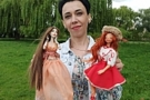 З емоціями та характером: хмельницька майстриня розповіла, як створює авторських ляльок (ФОТО)