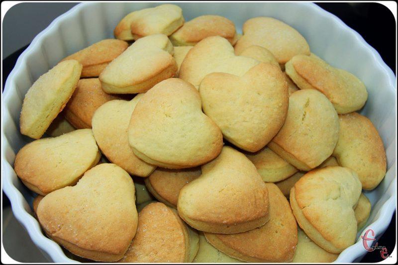 Печиво виходить, м'яке, смачне та розсипчасте.