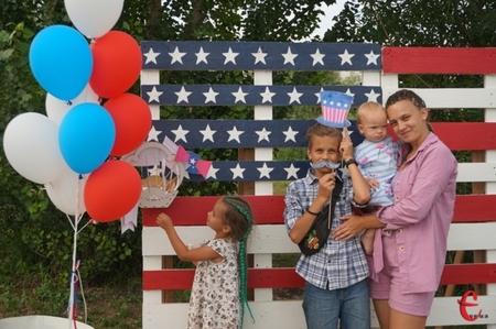 24 липня у Хмельницькому проходив розважальний захід «Американський пікнік»