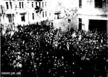 12 квітня 1917 року відбулися збори духовенства Проскурівського повіту та загальні збори Проскурівської української громади