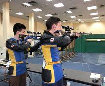 У львові на юніорській першості України з кульової стрільби спортсмени Хмельниччини вибороли 18 нагород