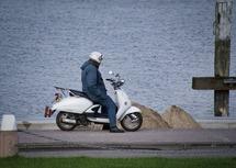 Водій скутера відмовився від проходження огляду на стан алкогольного сп'яніння