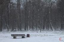 Синоптики попереджають про невеликий сніг