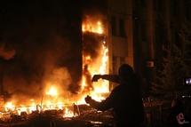 Події 19 лютого 2014 року під обласним управлінням СБУ в Хмельницькому назавжди увійшли в історію України