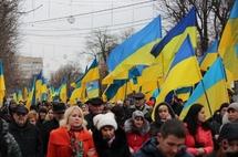 Минулого року у Хмельницькому теж пройшов «Марш Героїв»