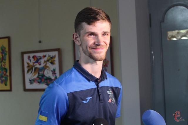 Микита Базилєв визнаний найціннішим гравцем першості