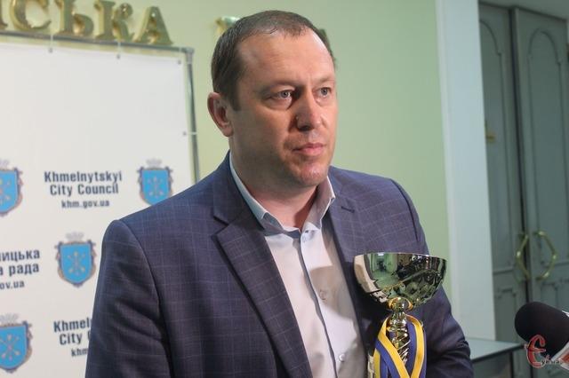 Олег Базильчук розуміє, що перший рік гри у вищій лізі буде складним