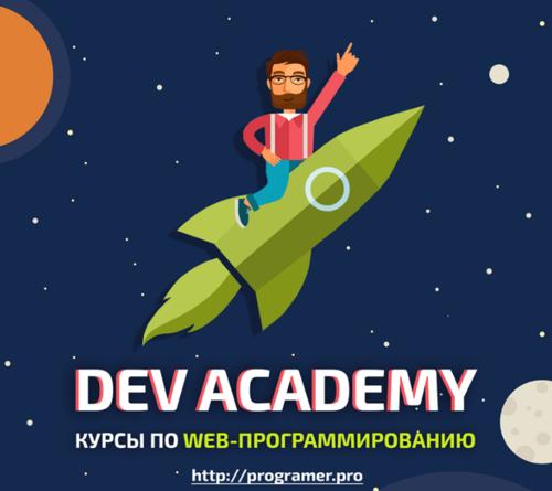 """Школа программирования """"Dev Academy"""""""