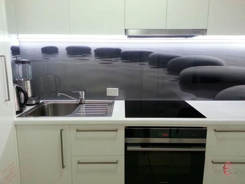 Виробляємо скіналі, кухонний фартух, фартух зі скла