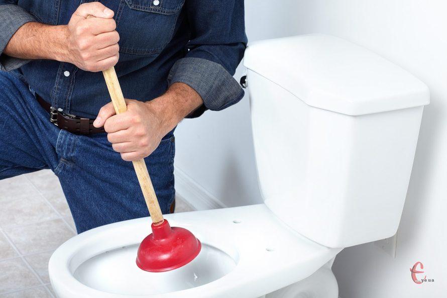 Професійна прочистка каналізацій