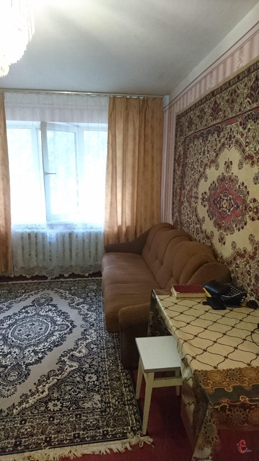 Продам 1-кімнатну в Білій Церкві, терміново