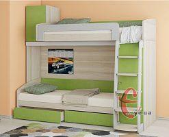 Двоповерхові ліжка на замовлення